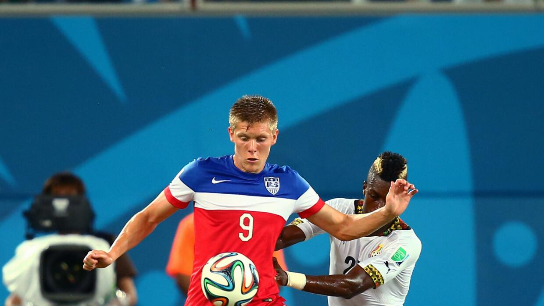 Aron Johansson tiene un gran presente en Holanda y jugará Copa Oro.