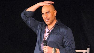 El actor tuvo un episodio igual en 2005.