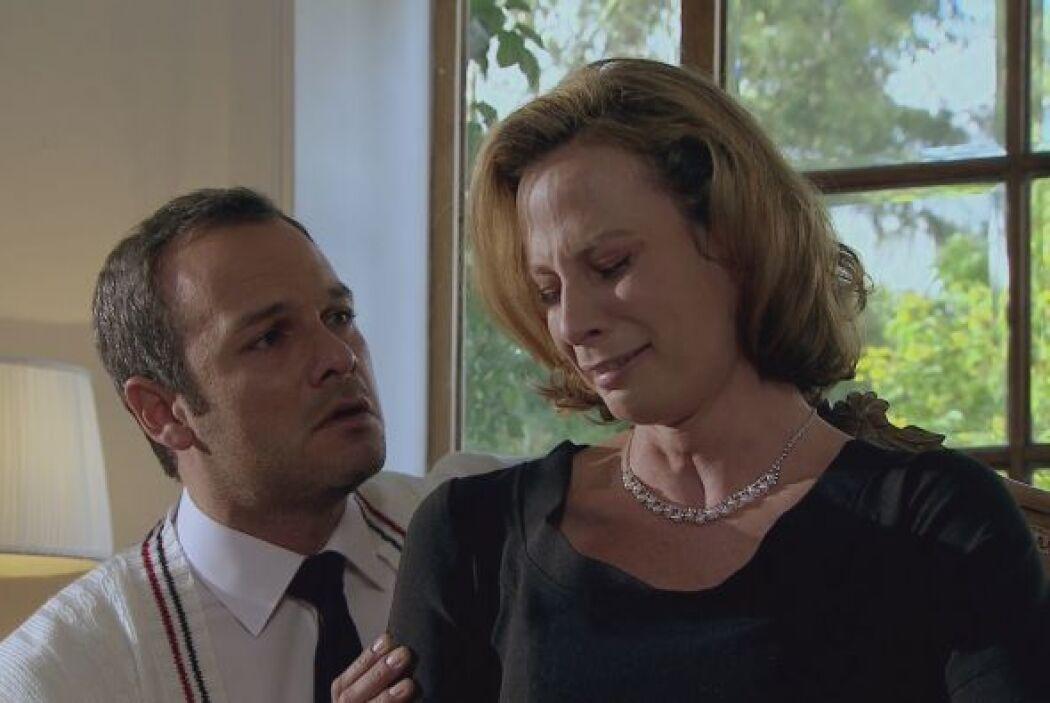 La familia Restrepo está inconsolable, para la esposa se da cuenta que s...