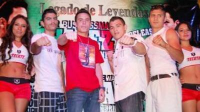 """Omar Chávez y Jorge """"Maromerito"""" Páez encabezarán el cartel del 3 de sep..."""