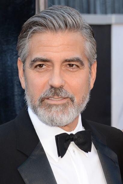 George Clooney se vuelve todavía más interesante cuando se...
