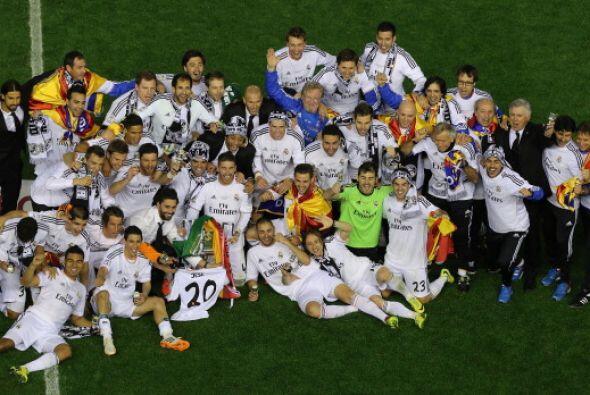 Real Madrid fue mejor y resultó justo campeón.