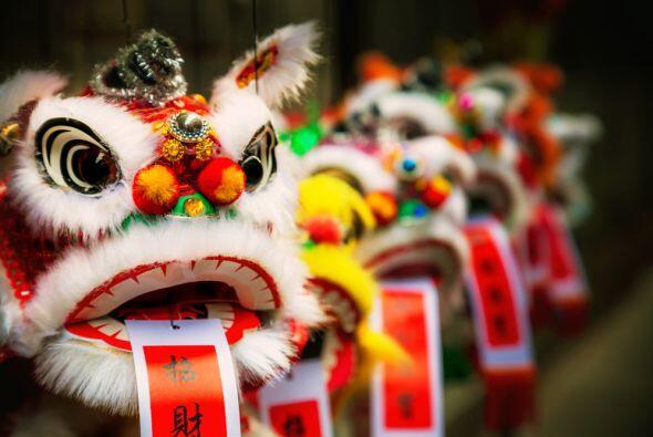Recuerda que el Año Nuevo Chino es un año lunar y no comie...
