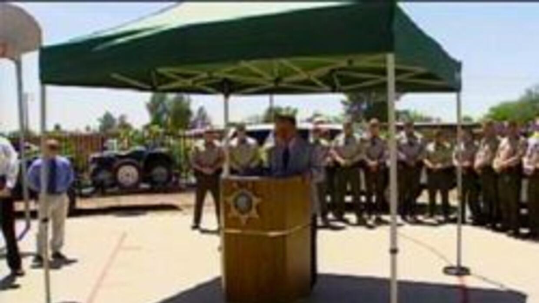 Sheriff del condado Pima