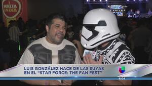 Se juntan los fans de Star Wars en Puerto Rico