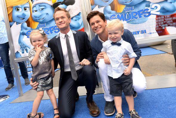 """Ahora en el estreno de """"The Smurfs 2"""". Mira aquí los videos más chismosos."""