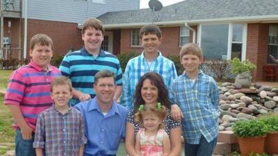 Viajaban desde Texas a Orlando, Florida, para unas vacaciones familiares