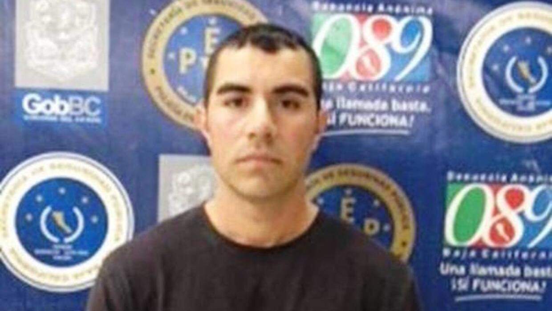 Walter Gastélum, acusado de asesinar a su 'roommate'.