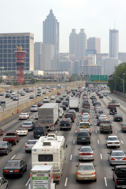 8.-Georgia: Sus conductores tuvieron una calificación promedio de 75.6,...