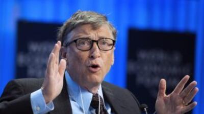 Bill Gates, cofundador de Microsoft, recuperó la cima en la lista de la...