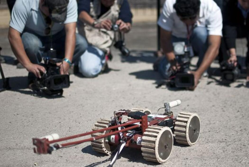 Dio a conocer que es la primera vez que se utiliza en México un aparato...