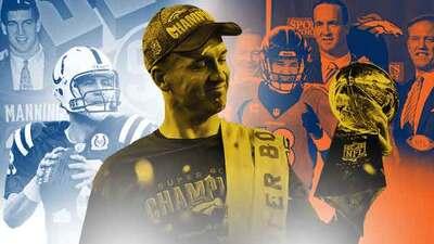 Peyton Manning se retira de la NFL