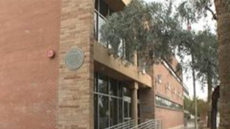 Las oficinas del D.E.S. en Phoenix