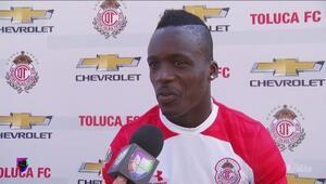Toluca presentó a sus refuerzos para el Clausura 2015 en el Estadio Nemezio Diez
