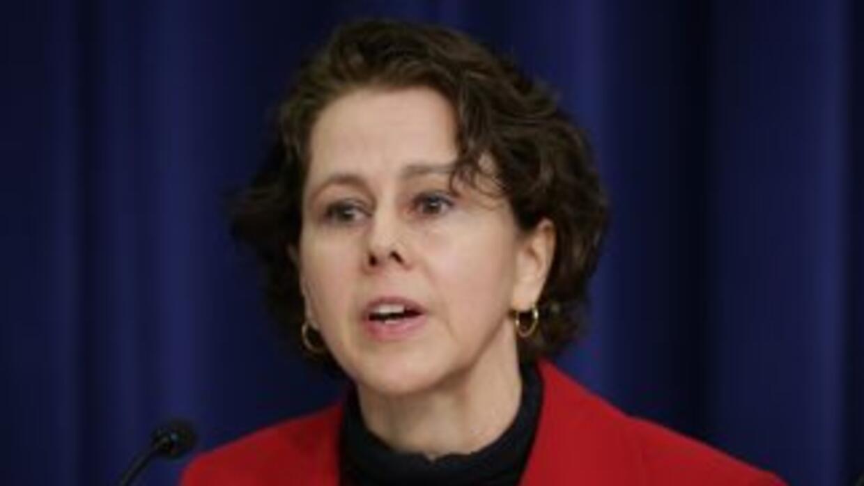 Cecilia Muñoz, directora del Consejo de Política Nacional de la Casa Bla...