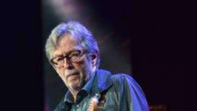 Eric Clapton confesó que se resiste desaparecer hasta el punto de avergo...