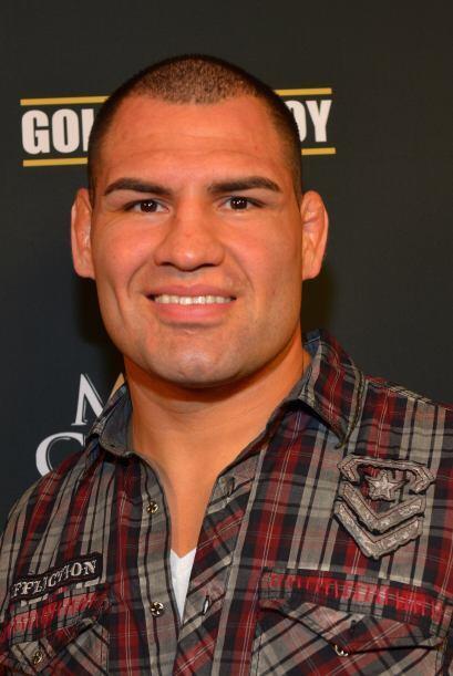 Caín Velasquez, el luchador mexico-americano campeón de lo...