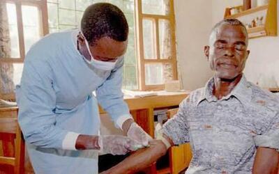 Suero secreto que puede salvar a los pacientes con Ébola