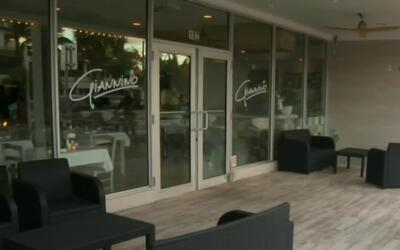 Investigan la explosión en el restaurante italiano Giannino en Lauderdal...