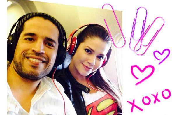 Quien esta muy feliz con esta unión es Karla Martínez, quien siempre qui...