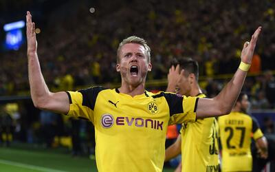 Borussia Dortmund vs. Real Madrid