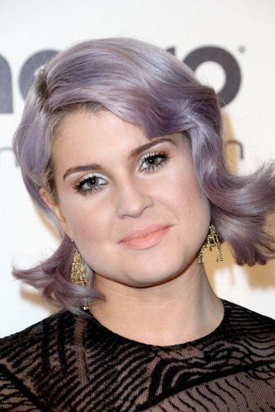 ¡A Kelly Osbourne la tenemos bien identificada como la chica del cabello...