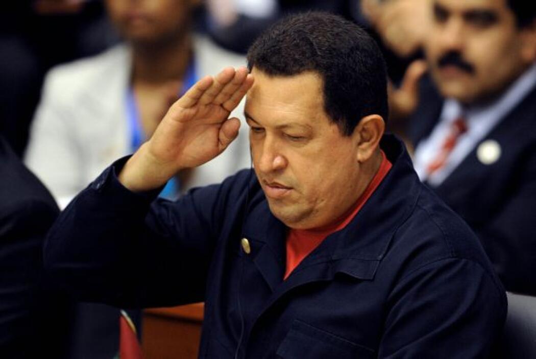 Otro mandatario latinoamericano que no escapó de los documentos fue el p...