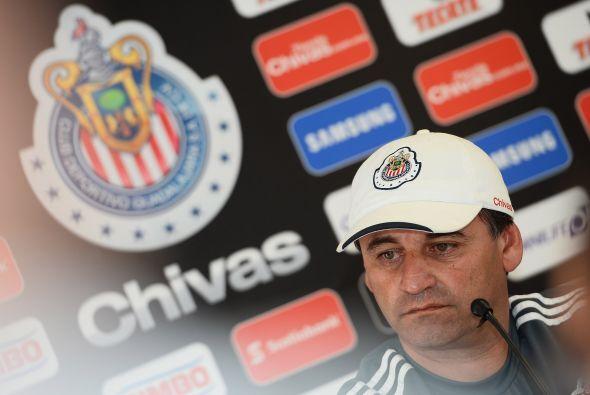 Sólo dos de los clubes mexicanos cambiaron de técnico del final de la ca...