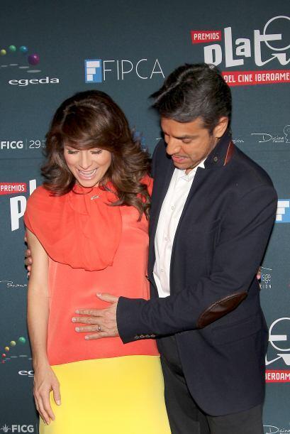 """Ale dio gracias a la película """"Instructions Not Included"""", pues Eugenio..."""