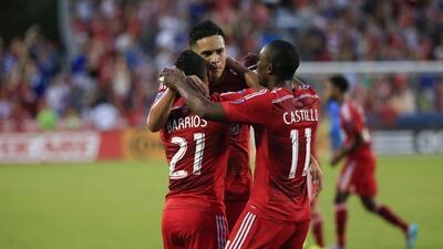 FC Dallas goleó 4-1 a Portland Timbers y se mantiene como súper líder