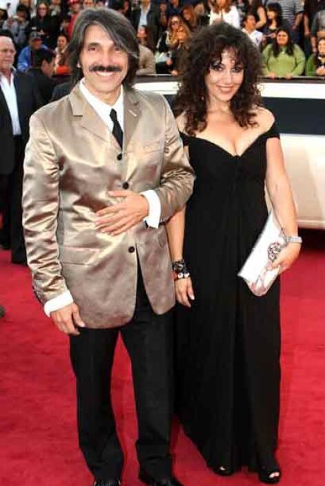 Diego Verdaguer llegó muy tierno del brazo de su hija, pero a ambos les...