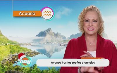 Mizada Acuario 06 de diciembre de 2016