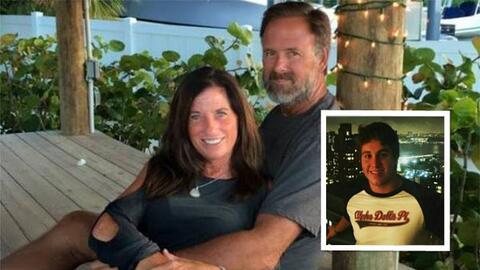 Austin Harrouff asesinó a puñaladas a Michelle Mishcon y John Stevens el...