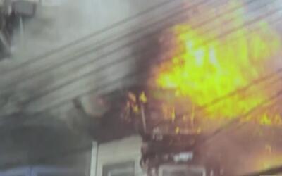 Incendio en El Bronx deja sin hogar a más de una decena de inquilinos co...