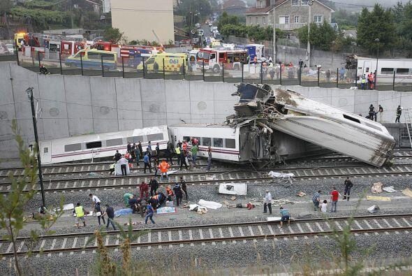 Un accidente en Santiago de Compostela causó indignación en la población...