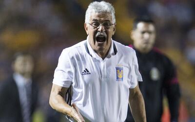La cuenta pendiente del 'Tuca' Ferretti y sus Tigres es ganar un torneo...