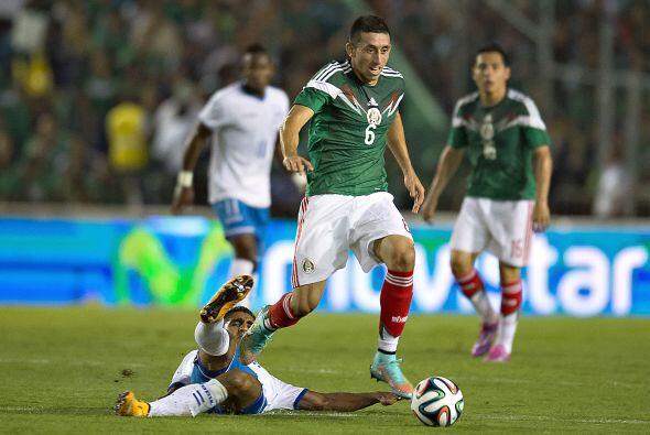 Héctor Herrera, su estilo de juego y habilidad con el baló...