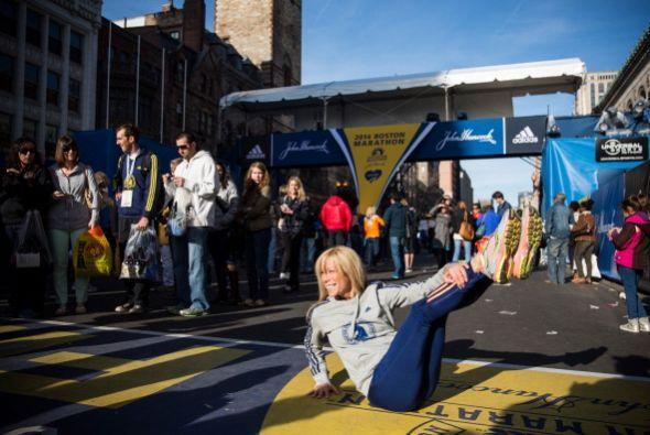 El maratón de Boston es considerado un maratón histórico.