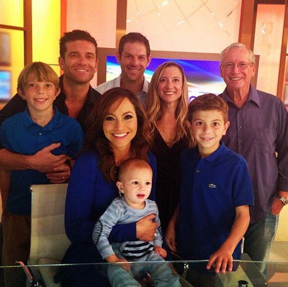 """""""Mi familia estadounidense de visita en @despiertaamericatv Espero..."""