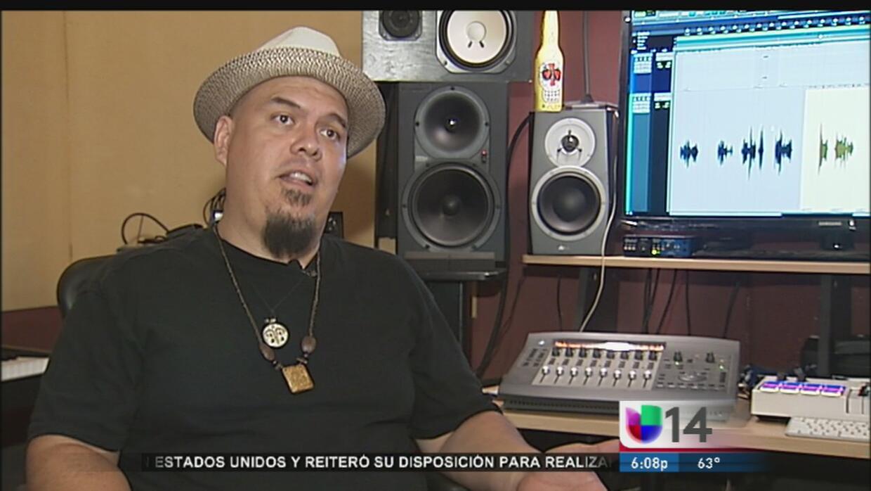 Entrevista: habla productor del disco donde Juan Gabriel grabó un cover...