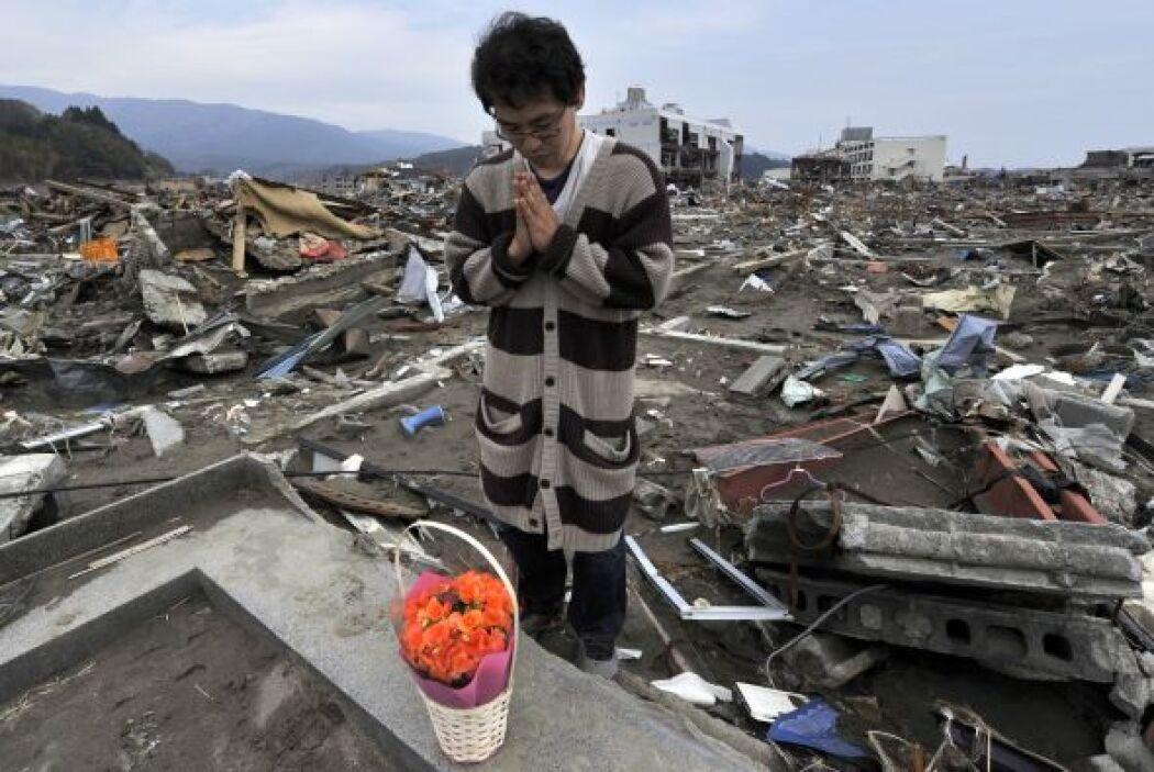 Aquel tsunami devastó amplias zonas del litoral japonés, causó unos 20 m...