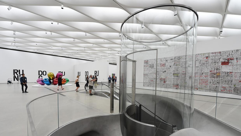 Museo de arte contemporáneo.