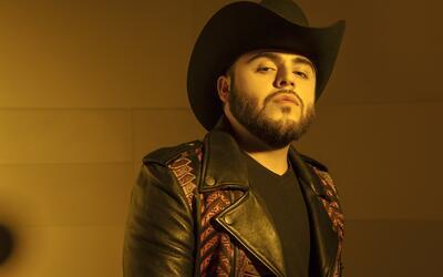 Gerardo Ortiz está a punto de sacar su nuevo disco 'Comeré...