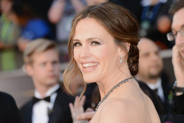 La ganadora del Globo de Oro está casada con el actor Ben Affleck.