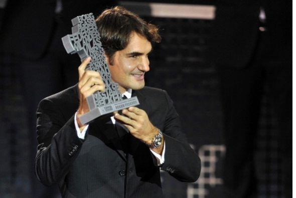 A pesar de la mala temporada que hasta la fecha Roger Federer hab&iacute...