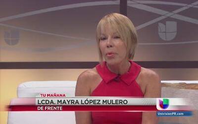 Mayra López Mulero asegura caso de Casellas está peor que el chikungunya