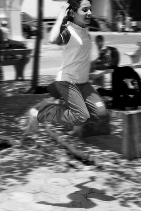 """Brincadeira com meninas"" fue tomada por el fotógrafo brasileño Alfonso..."
