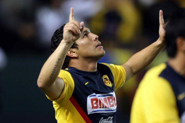 Salvador Cabañas proveniente de Chiapas se convirtió en el...