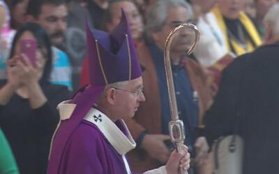 Iglesias de Los Ángeles preparan misas de gallo para conmemorar el nacim...
