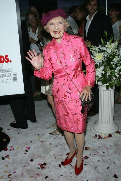 Ellen también salió en cintas como 'The Wedding Crashers',...